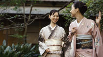 Private Kimono Dressing by Professional at Your Hotel, Tokyo, Cultural Tours