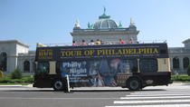 Philadelphia 3-Combo Tour: Hop-on Hop-off, Franklin's Footsteps and Please Touch Museum,...