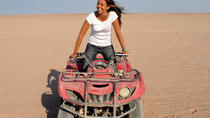 1-Hour Quad Biking Tour around the Giza Pyramids from Cairo, Cairo