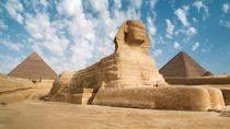 Small-Group Day Tour to Giza Pyramids, Egyptian Museum and Bazaar from Cairo, Cairo, Day Trips