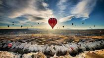 Cappadocia Hot Air Balloon with Small Group City Tour, Cappadocia