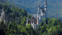 Tour to Fussen Neuschwanstein with Oberammergau and Linderhof, Munich, Day Trips