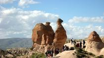 Cappadocia Private Full Day Tour: Kaymakli Undergroung City and Goreme Open Air Museum From Kayseri...