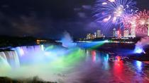 Small Group Evening Tour of Niagara Falls with Dinner, Toronto, Wine Tasting & Winery Tours