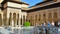 Skip the line: Alhambra Palace and Generalife Gardens Self-Guided Tour, Granada, Skip-the-Line Tours