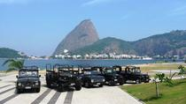 Full Day Rio de Janeiro by Jeep Including Tijuca Forest and Christ the Redeemer, Rio de Janeiro, ...