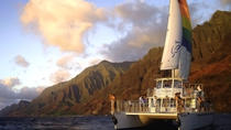 Sunset Dinner Cruise Off The Na Pali Coast, Kauai, Dinner Cruises
