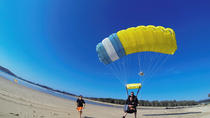 Coffs Harbour 6,000ft, 12,000ft or 15000ft Tandem Skydive on the Beach, New South Wales, Adrenaline ...