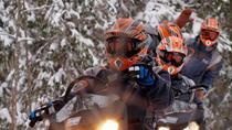 Lapland Snowmobile Safari from Rovaniemi , Rovaniemi, Ski & Snow