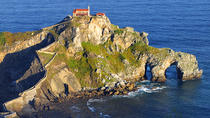 San Juan de Gaztelugatxe and Wine Cellar Private Tour from Bilbao, Bilbao, Day Trips