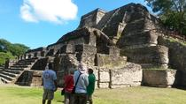 Combination Tour from Belize City: Belize Cave Tubing and Altun Ha, Belize City, Day Trips