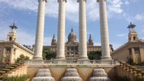 3-Hour Private Montjuic Mountain Tour with Visit of Olympic Park and Plaza España, Barcelona, ...