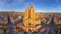 Sagrada Familia Facades Private Tour with Independent Interior Visit, Barcelona