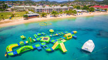 Splash Island Water Park in St Lucia, St Lucia