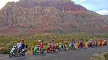 Scooter Tours of Red Rock Canyon, Las Vegas, Bike & Mountain Bike Tours