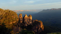 Private Blue Mountains Day Trip by 4WD from Sydney or the Blue Mountains, Sydney, Hiking & Camping