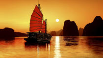 Small-Group Halong Bay Day Cruise Including Hotel Transfers from Hanoi, Hanoi, Day Cruises