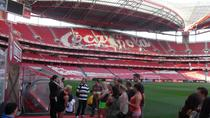 Benfica Stadium and Museum Tour, Lisbon