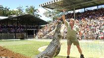 The Crocodile Hunter's Australia Zoo Admission and Transfer Combo from the Gold Coast, Gold Coast, ...
