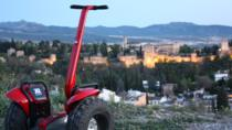 Granada Segway Tour to Albaicin and Sacromonte, Granada, Vespa, Scooter & Moped Tours
