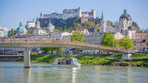 Salzburg Sightseeing City Cruise on Salzach River, Salzburg