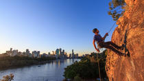 Brisbane Sunset Abseil, Brisbane, Climbing