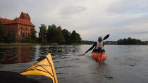 Late Season Scenic Kayak Tour in Trakai from Vilnius, Vilnius, Day Trips