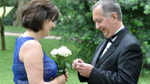 Paris Luxembourg Gardens Wedding Vows Renewal Ceremony with Photo-shoot and Video-shoot, Paris,...