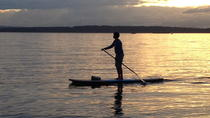 90 Minute Beginner SUP lesson, Seattle, Stand Up Paddleboarding