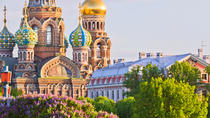 St Petersburg 3-Day Deluxe All-Inclusive Tour with Canal Boat Ride, St Petersburg, Multi-day Tours