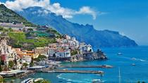 Amalfi Coast Tour by Minivan, Sorrento, Bus & Minivan Tours