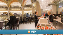 Viator Exclusive: Galeries Lafayette Shopping with Concierge Lounge Access, Macarons and Champagne, ...