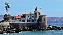 Day Tour to Concon, Viña del Mar and Valparaiso Including Small-Group Surfing Lesson, Santiago