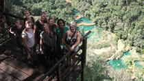 Day Trip: Kanba Cave and Semuc Champey Natural Pools from San Agustín Lanquín, Central ...