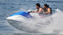 Statue of Liberty and Brooklyn Bridge Guided Jet Ski Tour of New York, Jersey City, Waterskiing & ...