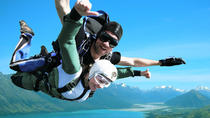 Glenorchy Tandem Skydiving, Queenstown, Adrenaline & Extreme