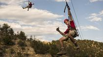 Manitou Springs Zipline and 4x4 Adventure, Colorado Springs, Ziplines
