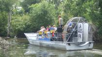 Large Airboat Swamp Tour, New Orleans, Airboat Tours
