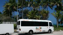 Cairns Shared Airport Arrival Transfer: Cairns CBD, Northern Beaches, Palm Cove and Port Douglas, ...