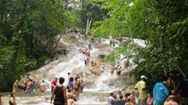 Private Dunn's River Falls and Martha Brae River Rafting Tour from Montego Bay, Montego Bay, ...