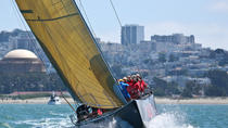 America's Cup Sailing Adventure on San Francisco Bay: America's Cup Sunset Sail, San Francisco, ...