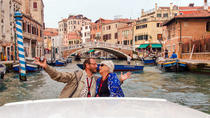 Venice Cruise by Luxury Motorboat: Grand Canal and Basilica of San Giorgio Maggiore, Venice, Family ...