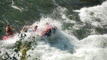 8-Mile Small Boat Whitewater Trip, Jackson Hole