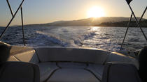 Palma de Mallorca Private Evening Bike Tour With Speedboat Sunset Ride, Mallorca, Motorcycle Tours