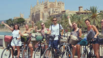 Palma Old Town: Guided Bike Tour in Mallorca, Mallorca