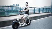 Electric Scooter Rental in Barcelona, Barcelona, Private Sightseeing Tours