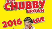 Roy Chubby Brown on Stage in Blackpool, Blackpool, Comedy