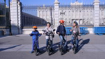 Electric Scooter Rental in Madrid, Madrid, Vespa, Scooter & Moped Tours