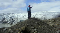 Glacier Walk on Europe's Largest Glacier: Vatnajokull, East Iceland, Hiking & Camping