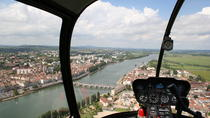 Panoramic helicopter tour of Macon - Southern Burgundy, Mâcon, Helicopter Tours